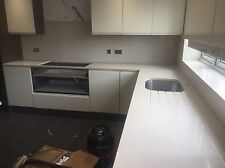 Whit Mirror marble and granite and quartz kitchen  worktops ,sample £1