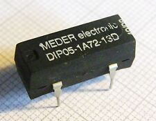 Dip05-1a72-13d relè Reed 1xno 5v-Bobina con diodo, meder Electronic