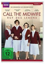 CALL THE MIDWIFE-RUF DES LEBENS-STAFFEL 3  DVD NEU