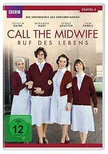 CALL THE MIDWIFE-RUF DES LEBENS-STAFFEL 3  DVD NEU
