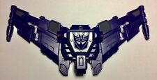 Toyworld constructor Custom Chest Plate - Painted Purple Metallic *CLEAN BOLTS *