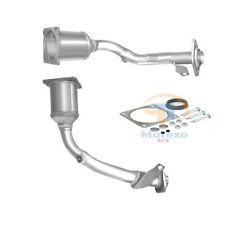 BM91007 Exhaust Petrol Catalytic Converter +Fitting Kit +2yr Warranty