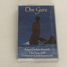 Om Gura Raga Darban Kanda Chanting With Gurumayi Cassette 1990 Mantra New Age