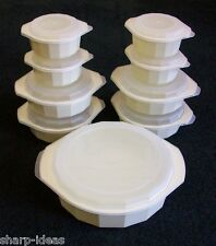 18pc Microwave Cookware Set - By American Chef Cookware