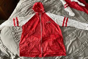 Saratoga Race Track Raincoat