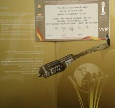 Tix Wristband FIFA Club WC 2018 Kashima v River Plate & Real Madrid v Al Ain #1