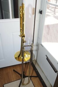 "KING 4B ""Sonorous"" Symphonic Tenor trombone"