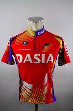 Vermarc Dasia  Bike cycling jersey maglia maillot Rad Trikot M BW 52cm S3