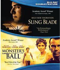 Sling Blade/Monsters Ball (2013, Blu-ray NEW)