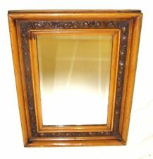 Wood Original Victorian Antique Mirrors