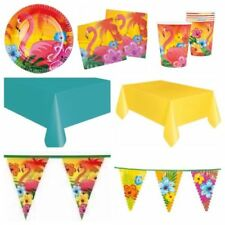 Paper Flamingo 10-50 Party Tableware