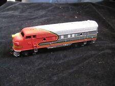 "HO Scale Santa Fe 42005 Dummy Locomotive 7"" Long"