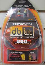 db link #PK10Z audio installation kit **800 Watts**