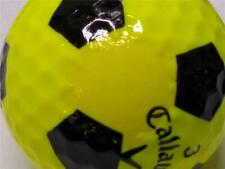 Rare Factory Mistake! Callaway Truvis Chrome Soft Golf Ball - Missing Dimples!