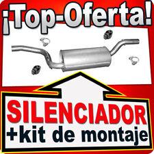 Silenciador Intermedio FORD FOCUS CC C-MAX VOLVO S40 C30 1.4 Centro Escape LLM