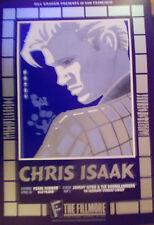 Chris Isaak Fillmore Poster Pearl Harbor Original Gorgeous B Graham F125 Lavelle