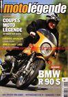 MOTO LEGENDE 159 BMW R90 R90/S VINCENT 500 HARLEY DAVIDSON 750 MOTOBECANE D55 TT
