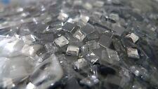 Rhinestone Hot Fix Iron on, Square Stone 4mm Glass Material Rhinestone 1gr/144pc