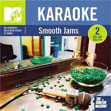 Singing Machine Karaoke-Karaoke: Mtv Smooth Jams  CD NEW