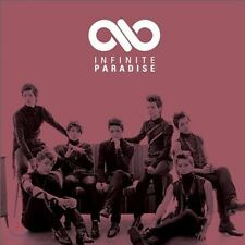 Infinite-[Paradise] 1st Album Special Repackage CD+Booklet+PhotoCard+Gift K-POP