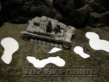 """RETIRED""   Build-a-Rama 1:32 Hand  ""Deluxe  Snow  Patches"" 5 Piece Set"