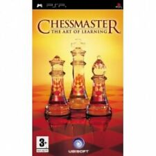 Chessmaster (Sony PSP, 2003) - European Version