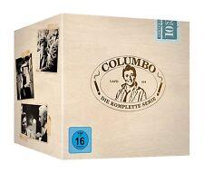 COLUMBO 1-10 DIE KOMPLETTE SERIE 1 2 3 4 5 6 7 8 9 10 DVD BOX  DEUTSCH