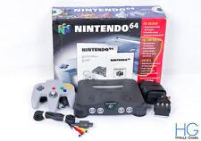Nintendo 64 N64 Complete Boxed Console & Controller Bundle! PAL