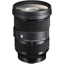Sigma 24-70mm f/2.8 DG DN Art Lens for Sony E (578965)