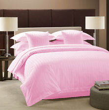 CAL KING USA BEDDING COLLECTION STRIPE 1000 TC EGYPTIAN COTTON ALL COLORS & ITEM