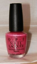 Opi Nail Polish ~New Old Stock ~ #Nlw12 Wild West Wild Berry * Berry Pink