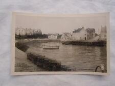 Ancienne carte postale Quiberon le Port de Port Haliguen