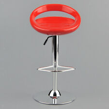 1/6 Round Swivel Chair Pub Bar Stool for 12'' Hot Toys Action Figures Red