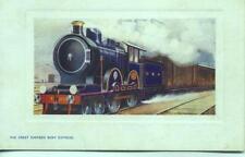 Norfolk Pre - 1914 Collectable Rail Transportation Postcards