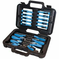Pro User 58 Piece Screwdriver Set DIY Home Garage Workshop Screw Driver Tools
