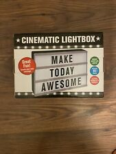 Cinemática Lightbox Fiestas Celebraciones