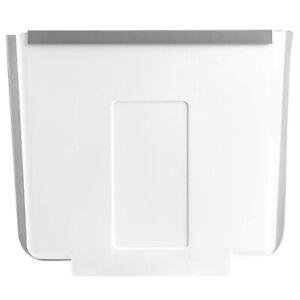 1X(Pattumiera Pieghevole Porta Dell'Armadio da Cucina Appeso Bagno Toilette Q7C8