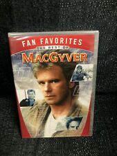 Macgyver the Best of Fan Favorites Dvd / New