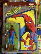 New Kenner Marvel Legends Retro 3.75 Action Figure - Spider Man
