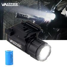 Tactical XPG-R5 LED Flashlight Gun Light Hunting Torch Mount For Pistol Handgun