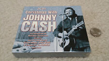 NEW CD Christmas With Johnny Cash, 2 CDs, 2002, SPX2 5054, Holiday Favorites