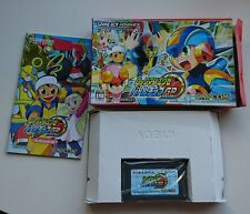 Rockman EXE Battle Chip GP NINTENDO GAMEBOY ADVANCE JAPANESE GBA
