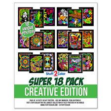 Buy velvet coloring posters