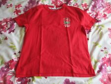 New listing England Rugby Official RFU T-Shirt age 11/12 years