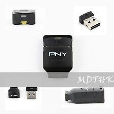 Black USB Card Reader Adapter PNY Phone Baby Micro SD SDHC TF Nano Mini Tablet