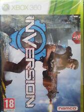 INVERSION. JUEGO PARA XBOX 360. VERSIÓN UK-PORTUGAL. NUEVO, PRECINTADO.