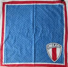 -Superbe grand Foulard KAPPA 100% coton TBEG vintage scarf   100 X 95 cm