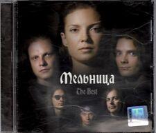 Russian CD Art Rock Music ~MELNITSA~ The Best of Celtic Fusion Blues Rock RUS CD