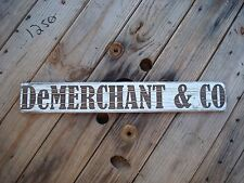 Personalized family wood sign. Custom family name. Gifts under $25.
