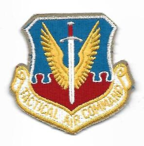 USAF TACTICAL AIR COMMAND patch